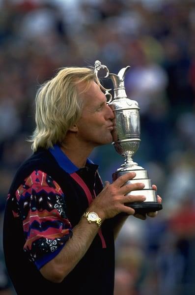 6. Greg Norman, 1993 Open Championship