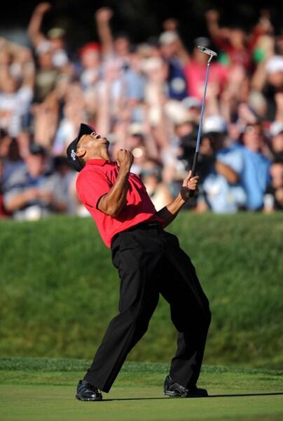 Tiger Woods, 2008 U.S. Open