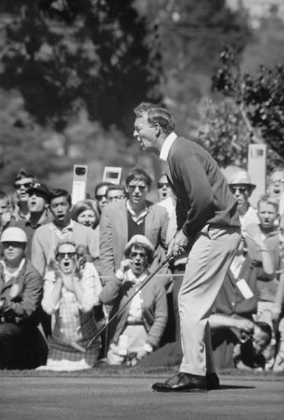 Arnold Palmer, 1966 U.S. Open
