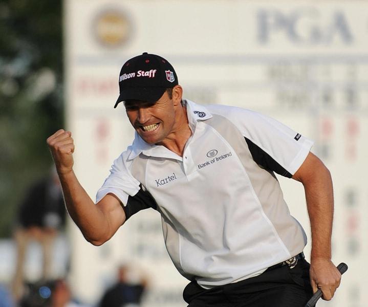 Padraig Harrington, 2008 PGA Championship