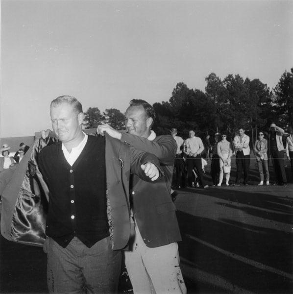 2. 1963 Masters