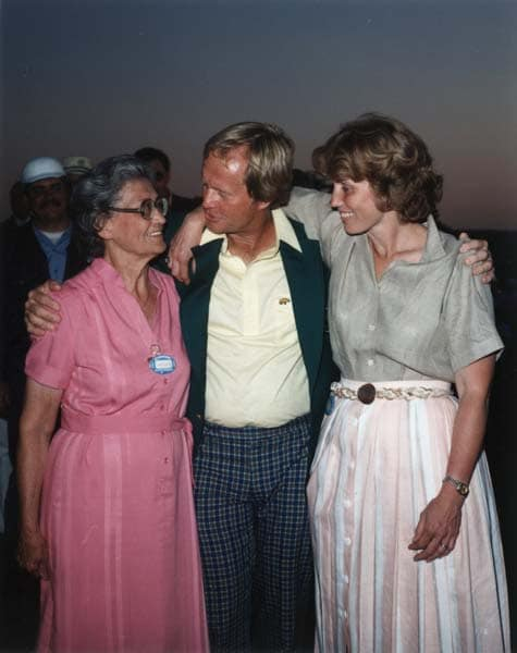 Jack and Helen Nicklaus