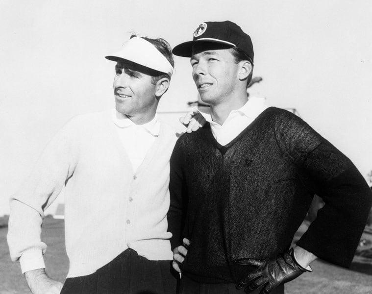 Jack Fleck, Walter Inman