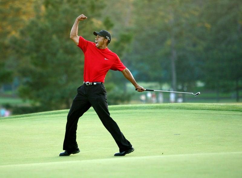 2005 Masters, Win