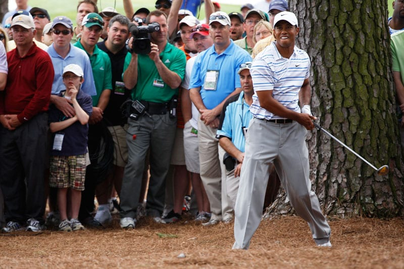 2009 Masters, T-6