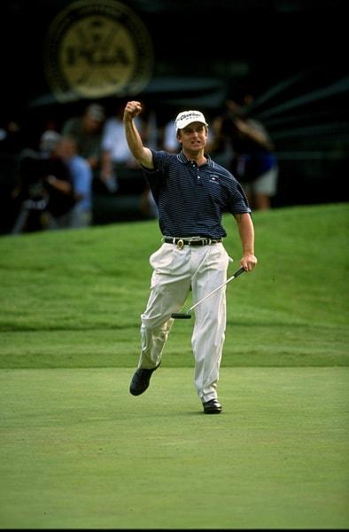 David Toms, 2001 PGA Championship