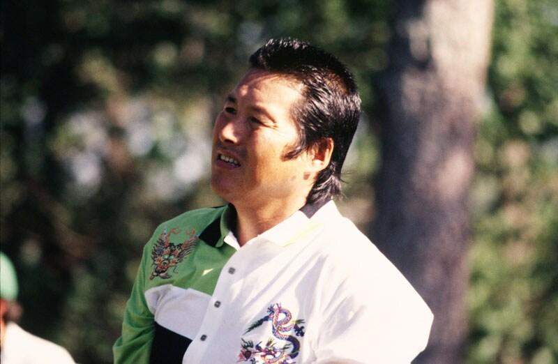Japan: Masashi 'Jumbo' Ozaki