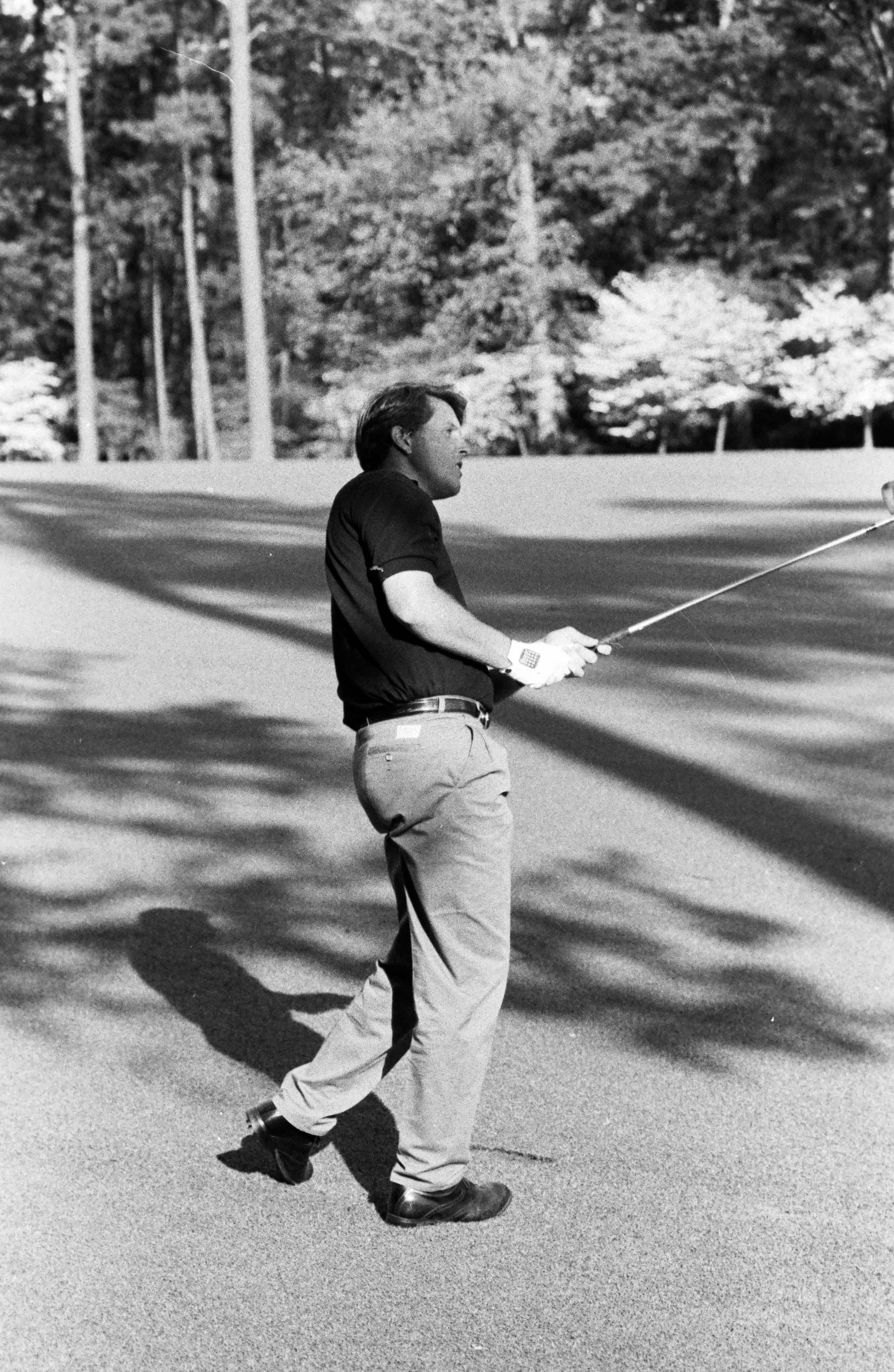 1990 - Phil Mickelson, Arizona State