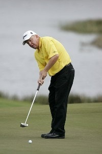 Billy Mayfair in action during the first round of The Honda Classic held on the Sunshine Course at Country Club at Mirasol in Palm Beach Gardens, Florida, on March 9, 2006.Photo by: Stan Badz/PGA TOUR