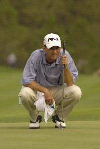 Kevin Sutherland  during the third round of The International on Saturday August 12, 2006 at Castle Pines Golf Club in Castle Rock, ColoradoPhoto by Marc Feldman/WireImage.com