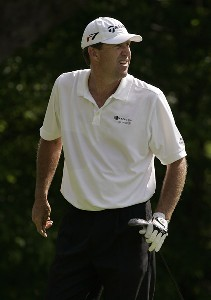 Steve Jones during the second round of the Barclays Classic held at Westchester Country Club in Rye, New York on June 9, 2006.Photo by Michael Cohen/WireImage.com