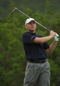 Troy Matteson during the first round of the Velero Texas Open played on the Resort Course at La Cantera on Thursday, September 21, 2006 in San Antonio, Texas PGA TOUR - 2006 Valero Texas Open - First RoundPhoto by Marc Feldman/WireImage.com