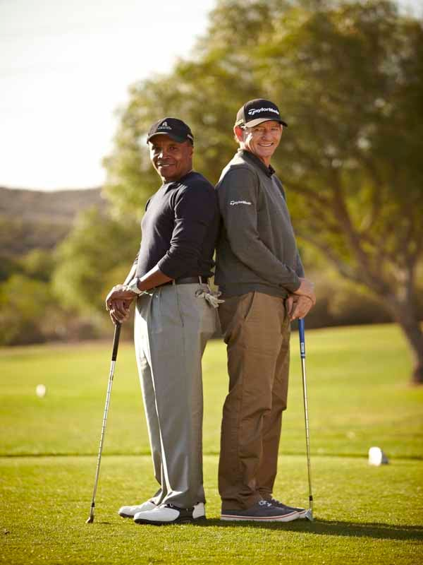 The Haney Project; Hank Haney, Sugar Ray Leonard
