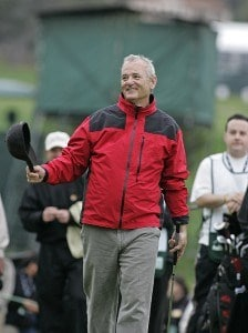 Bill Murray during the 3M Celebrity Challenge at the AT&T Pebble Beach National Pro-Am on the Pebble Beach Golf Course on February 7, 2007. PGA TOUR - 2007 AT&T Pebble Beach National Pro-Am - 3M Celebrity ChallengePhoto by Michael Cohen/WireImage.com