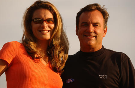 Rick Smith and Lesley Swanson