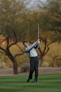 Ted Purdy during the first round of the FBR Open on Thursday, February 1, 2007 in Scottsdale, Arizona PGA TOUR - 2007 FBR Open - First RoundPhoto by Marc Feldman/WireImage.com