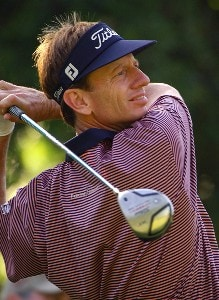 Brad Faxon during second round of the Bank of America Colonial held at the Colonial Country Club on Tuesday, May 19, 2006 in Ft. Worth, TexasPhoto by Marc Feldman/WireImage.com