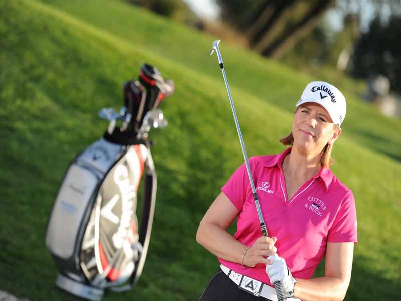 Golf Channel Academy, Annika Sorenstam