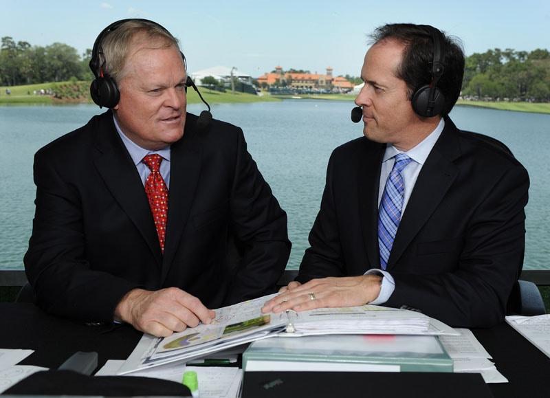Johnny Miller and Dan Hicks