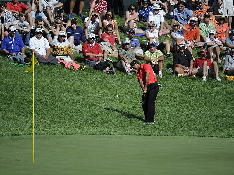 Tiger Woods, Memorial Tournament