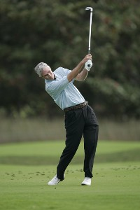 Hubert Green in action during the first round of the 2006 Turtle Bay Championship - Turtle Bay Resort, Kahuku, Oahu, HawaiiPhoto by: Chris Condon/PGA TOUR
