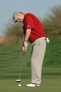 Craig Bowden during the third round of the 2007 FBR Open held at the TPC Scottsdale, Scottsdale, Arizona on February 3, 2007. PGA TOUR - 2007 FBR Open - Third Round - February 3, 2007Photo by Marc Feldman/WireImage.com