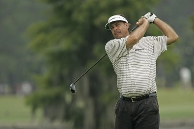 Brad Bryant during the final round of the Boeing Championship at Sandestin at Raven Golf Club in Destin, Florida on June 3, 2007 Champions Tour - 2007 Boeing Championship at Sandestin - Final RoundPhoto by Michael Cohen/WireImage.com