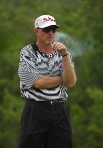 Frank Lickliter II during the first round of the Velero Texas Open played on the Resort Course at La Cantera on Thursday, September 21, 2006 in San Antonio, Texas PGA TOUR - 2006 Valero Texas Open - First RoundPhoto by Marc Feldman/WireImage.com