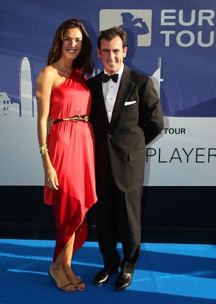 Gonzalo Fernandez and Alicia Castano