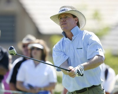 Briny Baird during the fourth and final round of the Reno Tahoe Open held at Montreux Golf and Country Club in Reno, Nevada, on August 27, 2006.Photo by Stan Badz/PGA TOUR/WireImage.com