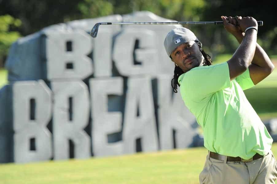 Will Lowery on Big Break NFL Puerto Rico