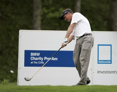 Jim McGovern competes in the third round BMW Charity Pro-Am at The Cliffs held on The Cliffs Valley course in Greenville, South Carolina, on April 29, 2006.Photo by: Stan Badz/PGA TOUR