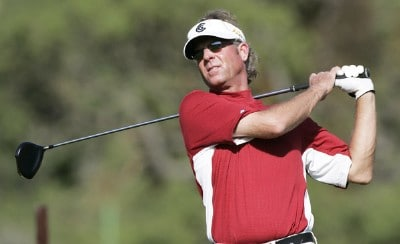 Robin Freeman during the first round of the Livermore Valley Wine Country Championship held at The Course at Wente Vineyards in Livermore, California, on March 22, 2007. Photo by: Stan Badz/PGA TOURPhoto by: Stan Badz/PGA TOUR