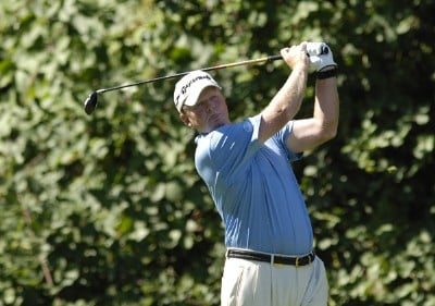 Lonnie Nielsen during the final round of the JELD-WEN Tradition at The Reserve Vineyards & Golf Club in Aloha, Oregon on Sunday, August 27, 2006.Photo by Steve Levin/WireImage.com