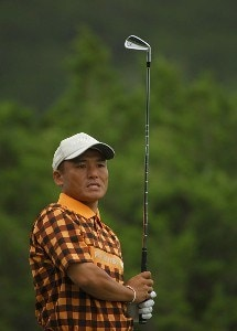 Shigeki Maruyama during the first round of the Velero Texas Open played on the Resort Course at La Cantera on Thursday, September 21, 2006 in San Antonio, Texas PGA TOUR - 2006 Valero Texas Open - First RoundPhoto by Marc Feldman/WireImage.com