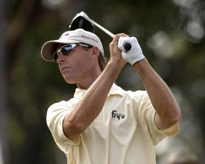 Jeff Brehaut  during the second round of the 2006 Chrysler Championship on October 27, 2006 in Palm Harbor, Florida.   Photo by Al Messerschmidt/WireImage.com
