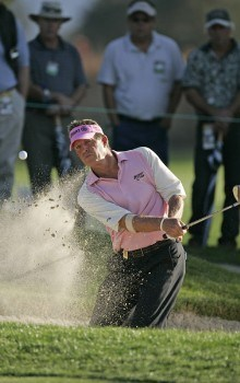 Dana Quigley competes in the fourth round of the Charles Schwab Cup Championship - Sunday October 30, 2005 at Sonoma Golf Club - Sonoma, California.Photo by Chris Condon/PGA TOUR/WireImage.com
