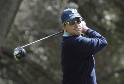 Mark McNulty in action during the first round of the 2006 AT&T Classic on Friday, March 10, 2006 at  Valencia Country Club in Valencia, CaliforniaPhoto by Marc Feldman/WireImage.com