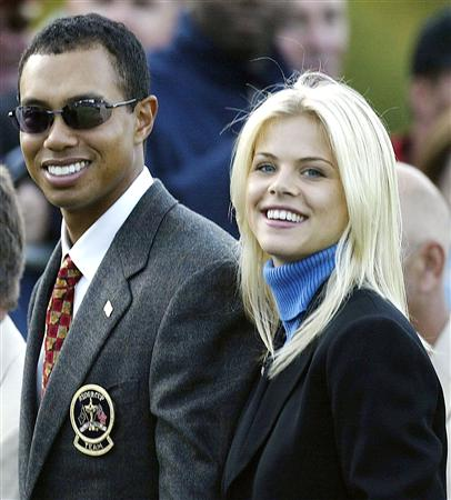 Tiger and Elin