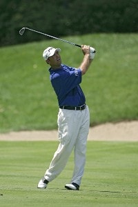 Patrick Sheehan  during the third round of the John Deere Classic at TPC at Deere Run in Silvis, Illinois on July 15, 2006.Photo by Michael Cohen/WireImage.com