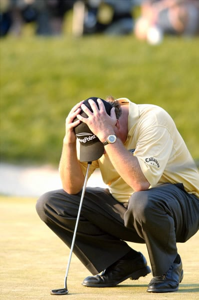Phil Mickelson, 2006 U.S. Open