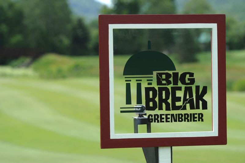 Big Break Greenbrier Last Break