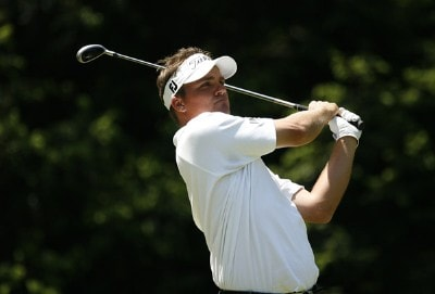 Nicholas Thompson in action during the final round of the 2007 BMW Charity Pro-Am at The Cliffs at The Valley Course Travelers Rest, South Carolina on May 20, 2007. Nationwide Tour - 2007 BMW Charity Pro-Am at the Cliffs - Final RoundPhoto by Steve Grayson/WireImage.com