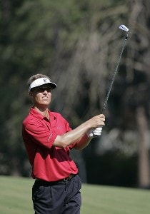 John Senden during the first round of the Chrysler Classic of Greensboro at Forest Oaks Country Club in Greensboro, North Carolina on October 5, 2006. PGA TOUR - 2006 Chrysler Classic of Greensboro - First RoundPhoto by Michael Cohen/WireImage.com