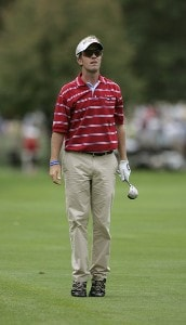 Brett Quigley  during the first round of the Buick Open at Warwick Hills Golf and Country Club in Grand Blanc, Michigan on August 3, 2006.Photo by Michael Cohen/WireImage.com