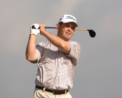 Greg Chalmers in action during the second round of the PGA TOUR's 2006 Buick Invitationa at Torrey Pines South in La Jolla, California January 27, 2006Photo by Steve Grayson/WireImage.com
