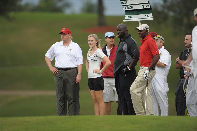 Donald J. Trump's Fabulous World of Golf