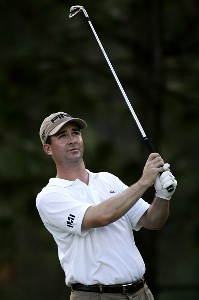 Charles Warren during the second round of the 2006 FUNAI Classic at WALT DISNEY WORLD Resort on the Magnolia Course and the Palm Course in Lake Buena Vista, Florida, on October 20, 2006. PGA TOUR - 2006 FUNAI Classic at the WALT DISNEY WORLD Resort - Second RoundPhoto by Sam Greenwood/WireImage.com