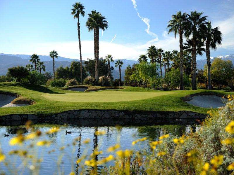 Big Break Indian Wells Celebrity Course