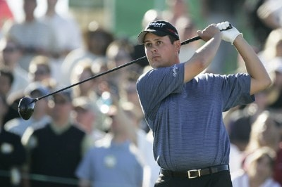 Jeff Quinney during the fourth and final round round of the FBR Open held at TPC Scottsdale in Scottsdale, Arizona, on February 4, 2007.  Photo by: Stan Badz/PGA TOURPhoto by: Stan Badz/PGA TOUR